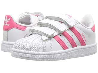adidas Kids Superstar CF I (Toddler)