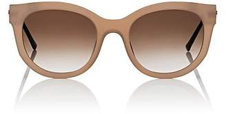 Thierry Lasry Women's Lively Sunglasses - Cream
