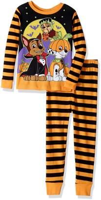 Nickelodeon NickelodeonTodder Boys , Paw Patrol 2-Piece Cotton Halloween Pajama Set