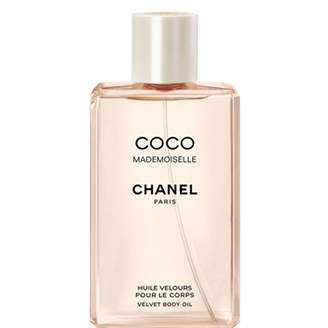 Chanel Coco Mademoiselle, Velvet Body Oil Spray