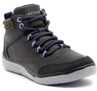 Skechers Maddox Street Heights Sneaker (Little Kid & Big Kid)
