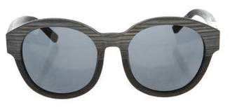 3.1 Phillip Lim Matte Tinted Sunglasses w/ Tags