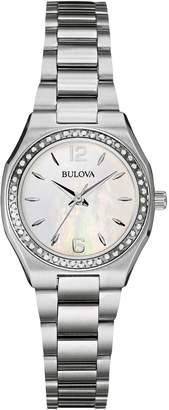 Bulova Women's Diamond Bracelet Watch, 26mm - 0.23 ctw