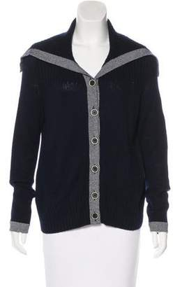 Rena Lange Cashmere Knit Cardigan