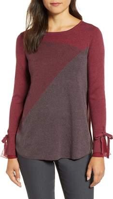 Nic+Zoe Perfect Angles Knit Top