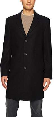 Ike Behar Men's Savoy Wool Top Coat