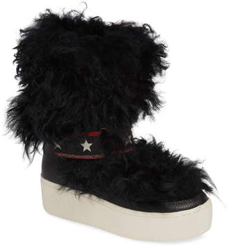 Ash Cool Genuine Shearling Boot