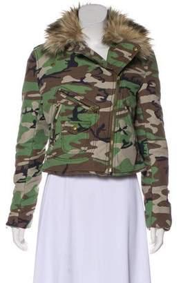 Ralph Lauren Camouflage Casual Jacket