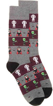K. Bell Creeper Crew Socks - Men's