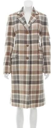 Loro Piana Virgin Wool Long Coat