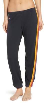 Aviator Nation Stripe Sweatpants