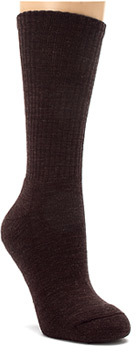 smartwool Men's Heathered Rib Crew 1-pk