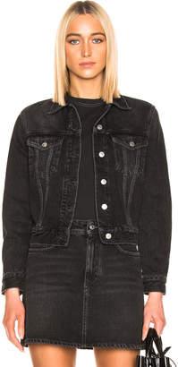 Acne Studios 1999 Denim Jacket in Black | FWRD