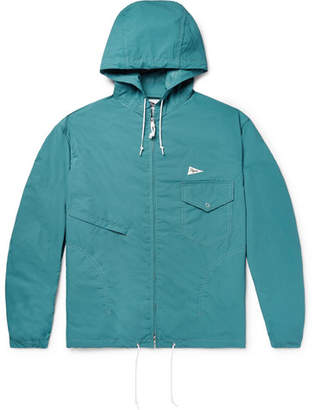 Pilgrim Surf + Supply Russel Water-Repellent Shell Hooded Parka
