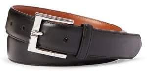 Lauren Ralph Lauren Genuine Leather Dress Belt