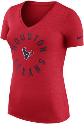 Nike Women's Houston Texans Dri-Fit Touch T-Shirt