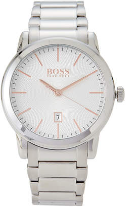 HUGO BOSS 1513401 Silver-Tone Classic Watch