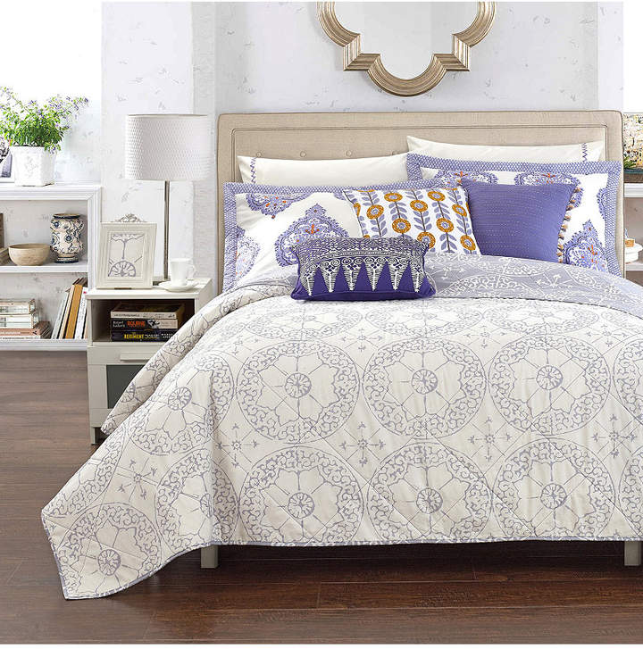 Chic Home Lux-bed Grand Palace Full/Queen Quilt Bedding