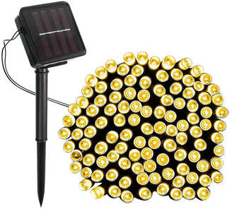 Vandue Solar-Powered LED String Lights