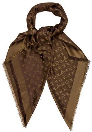 Louis VuittonLouis Vuitton Monogram Shine Shawl