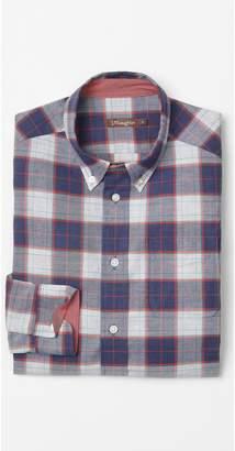 J.Mclaughlin Boys' Carnegie Shirt in Palid