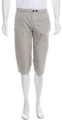 Stephan Schneider Flat Front Woven Shorts