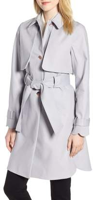 Ted Baker Scallop Detail Trench Coat