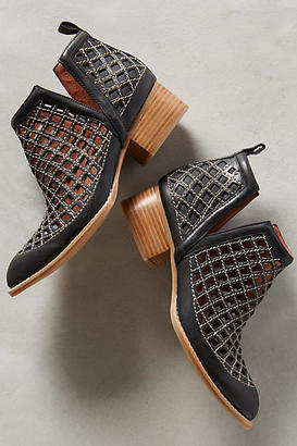 Jeffrey Campbell Taggart Booties $200 thestylecure.com