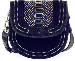 Altuzarra Ghianda Mini Calf Saddle Bag