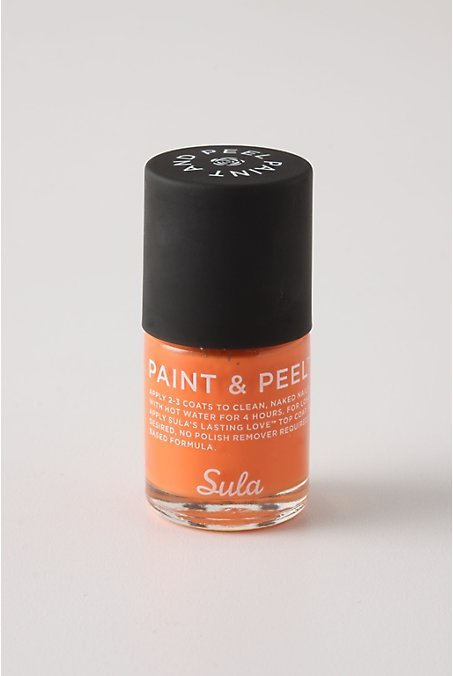Sula Paint & Peel Nail Color