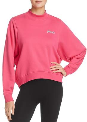 Fila Summer Mock-Neck Sweatshirt