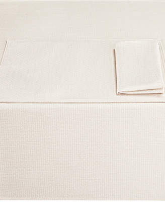 "Noritake Colorwave Cream Collection 60"" x 102"" Tablecloth"