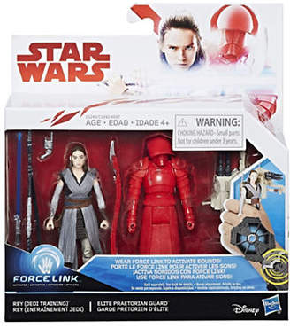 Star Wars Two-Pack Rey and Elite Praetorian Guard Set