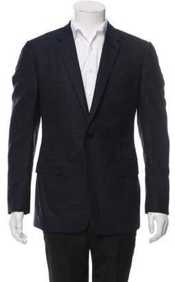 Christian Dior Virgin Wool Pattern Jacket