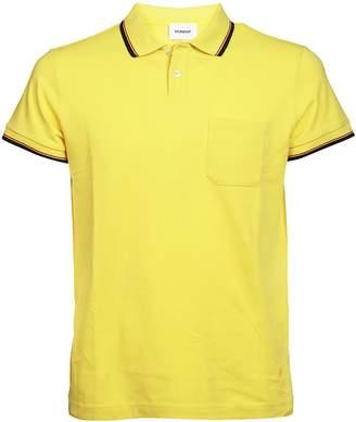 Dondup Striped Trim Polo Shirt