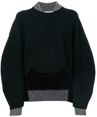 Esteban Cortazar Teddy sweater