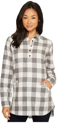 Royal Robbins Jackson Plaid Tunic Women's Clothing