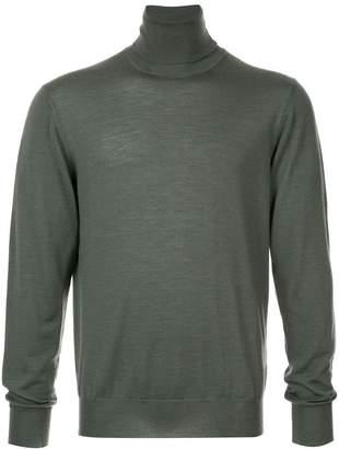 Jil Sander roll-neck sweater