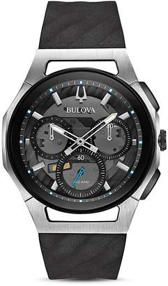 Bulova Curv Watch, 44mm