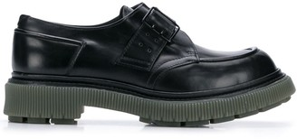 Adieu Paris chunky sole oxford shoes