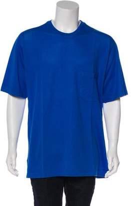 Hermes Knit Crew Neck T-Shirt
