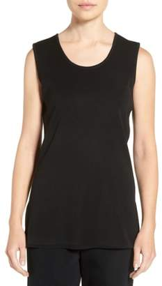 Ming Wang Long Knit Tank