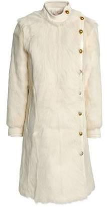 Tory Burch Shearling Coat