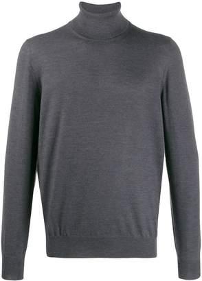 Fay turtle neck plain jumper