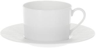 Haviland Infini Teacup & Saucer