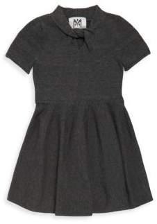 Milly Minis Girl's Twist Flare Dress