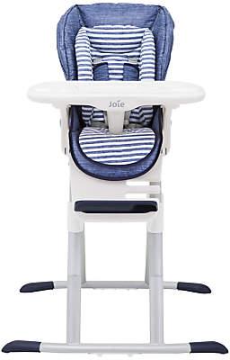 Joie Baby Mimzy 360 Highchair, Denim