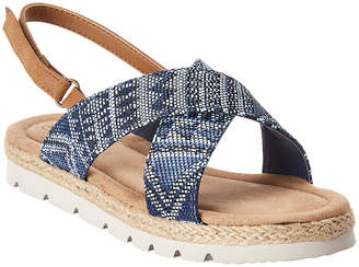 BearPaw Girls' Raelynn Sandal
