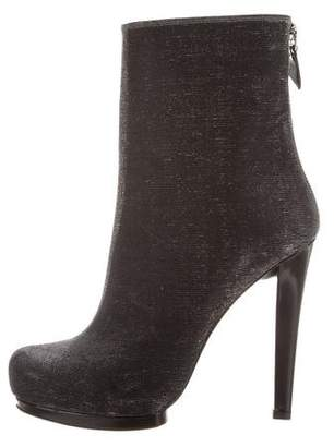 Diego Dolcini High-Heel Ankle Boots w/ Tags
