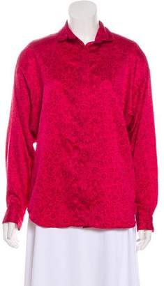 a3579bba98319 Diane von Furstenberg Red Long Sleeve Tops For Women - ShopStyle Canada